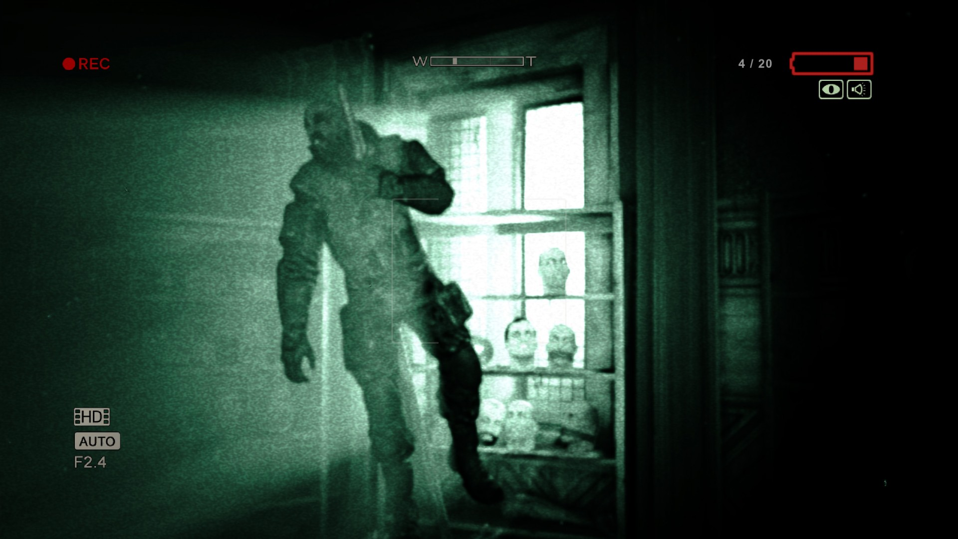 Outlast - Official Trailer from Red Barrels (Full version) Xbox One Red