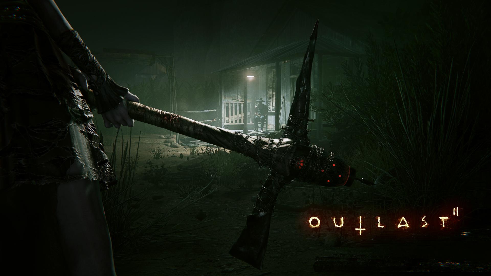 Скачать Outlast 2 бесплатно